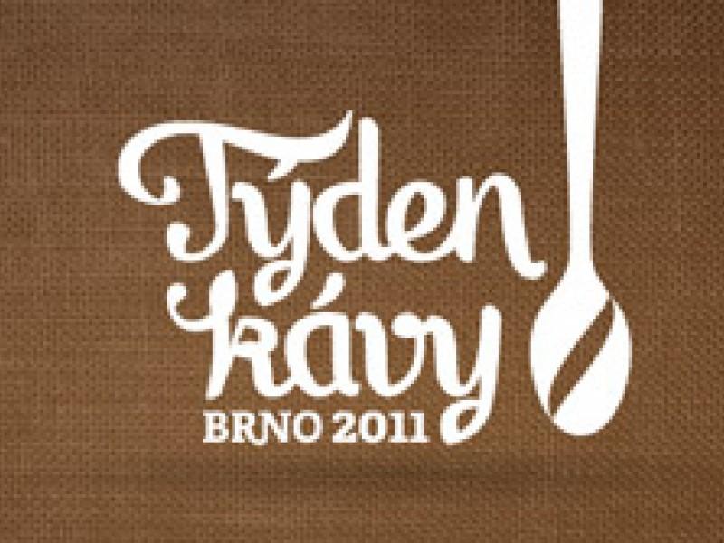 Logo Týden kávy 2012
