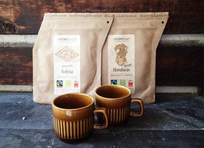 Coffeebrewer - v praktickém obalu