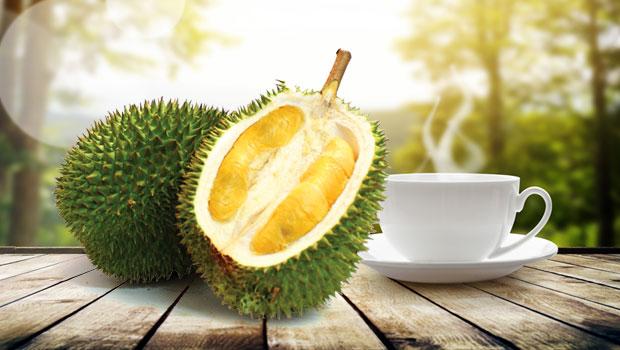 Durian - tropické ovoce specifické