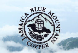 Značka garantující původ kávy Jamaica Blue Mountain
