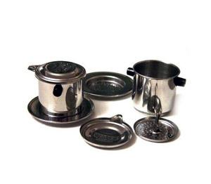 Phin filtr (Vietnamská káva)
