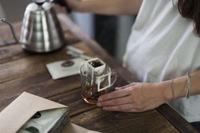 Drip it - výborná káva ve filtru. Za dvě minuty máte hotovo
