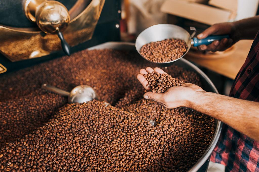 Káva a její historie