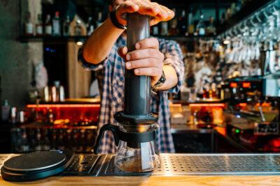 AeroPress - nováček při přípravě kvalitní kávy