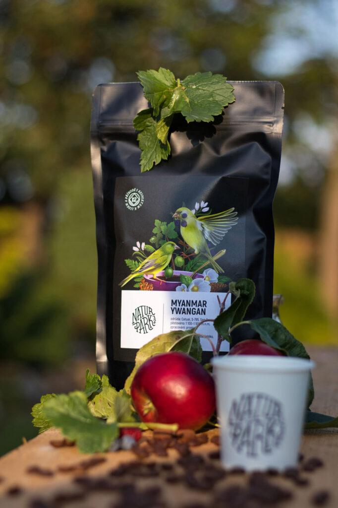 Naturpark12: Pražírna kávy, která pomáhá